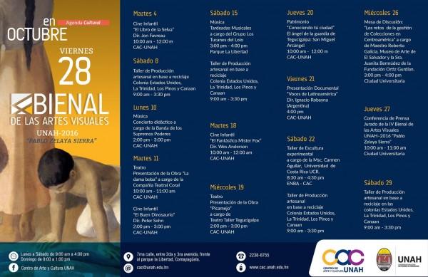 """IV Bienal de las Artes Visuales UNAH 2016 \""""Pablo Zelaya Sierra\"""""""