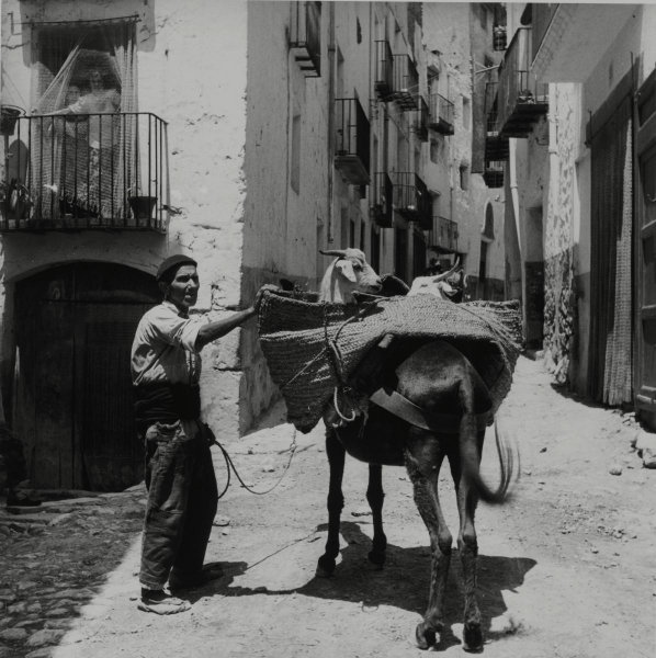 EL PAÍS DE VA FASCINAR JEAN DIEUZAIDE | Ir al evento: 'El país de va fascinar Jean Dieuzaide'. Exposición de Fotografía en Museu Valencià d'Etnologia / Valencia, España