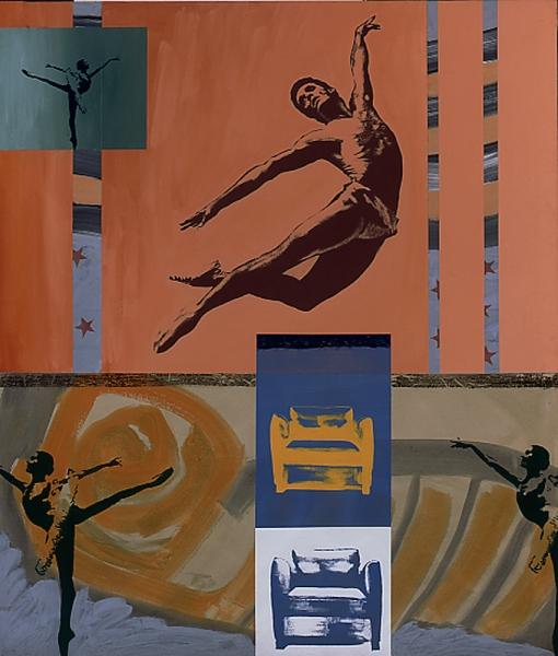 La danza, de Carlos Maño, 2002