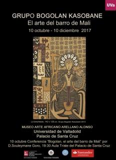 Cartel exposición Kasobane
