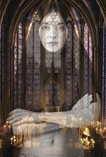 Niloufar Banisadr, Spiritus Sanctus – Cortesía de la galería About Art
