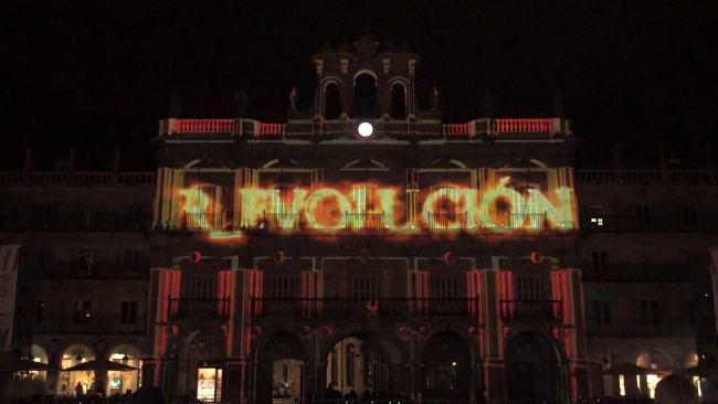 Jesús Gutiérrez Mercado, R-Evolución [Premio del público] — Cortesía del Festival Luz y Vanguardias