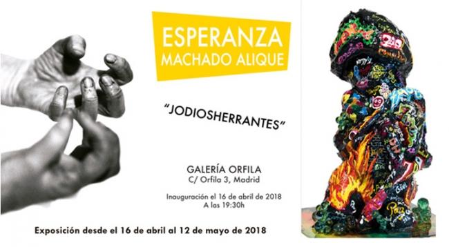 Esperanza Machado. Jodiosherrantes
