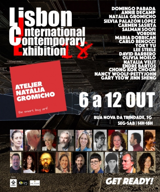 Lisbon International Contemporary Exhibition (#LICE18)