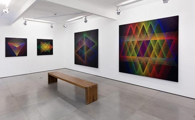 Julio Le Parc: obras recentes