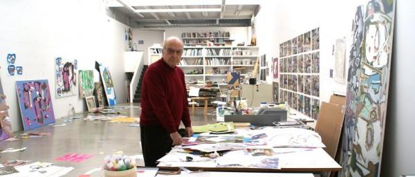 Luis Gordillo, artista invitado de Eatampa 2016