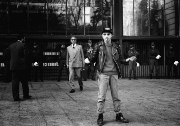 ¿Archivo Queer? Imaginarios de acción y placer. Madrid 1989-1999 | Ir al evento: '¿Archivo Queer? Imaginarios de acción y placer. Madrid 1989-1999'. Exposición en Centro Cultural Conde Duque / Madrid, España