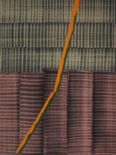 Juan Uslé, Tejiendo el desvelo, 2017 – Cortesía de Galerie Lelong & Co.
