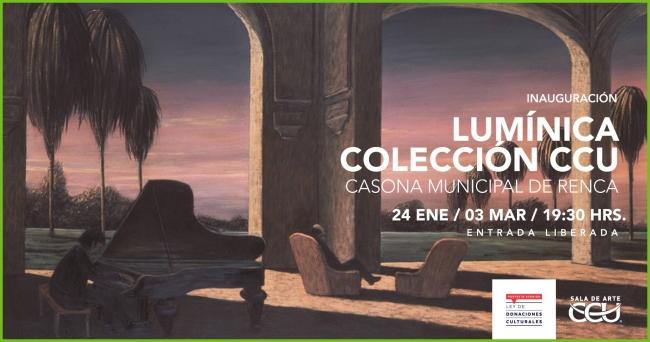 LUMÍNICA - COLECCIÓN CCU