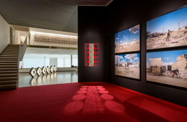 Vista de la exposición – Cortesía de Padiglione d'Arte Contemporanea (PAC)