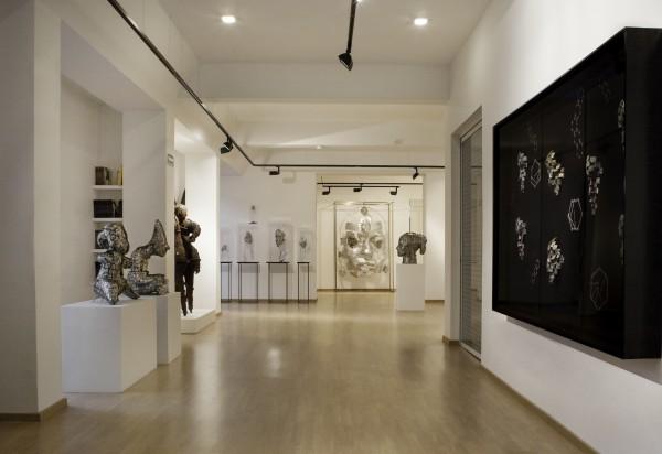 Vista General | Ir al evento: 'Xavier Mascaró. Obra reciente'. Exposición de Escultura en Galería Hispánica Contemporánea - México / Ciudad de México, Distrito Federal, México