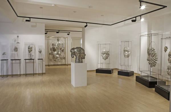 Interior Galería | Ir al evento: 'Xavier Mascaró. Obra reciente'. Exposición de Escultura en Galería Hispánica Contemporánea - México / Ciudad de México, Distrito Federal, México