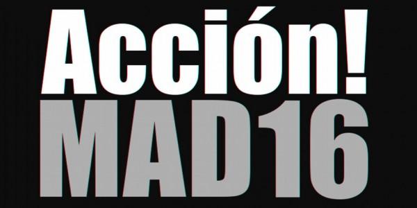 Acción!MAD16 - XIII Encuentro de Arte de Acción