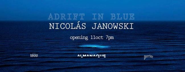 Adrift in Blue