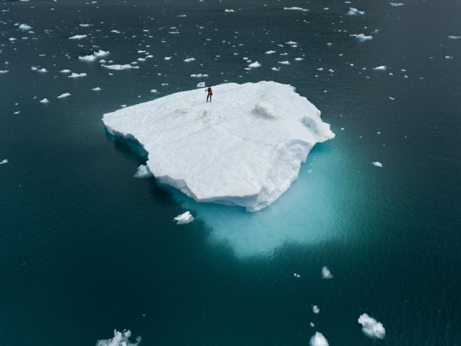 Iceberg Nation I