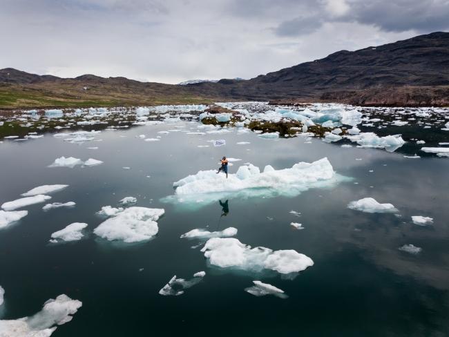 Iceberg Nation XII