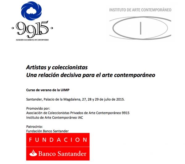 Artistas y coleccionistas