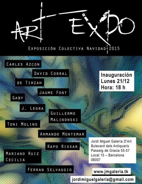 Expo Colectiva Navidad