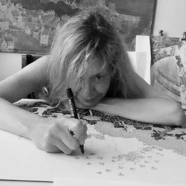 Alessandra Sanguinetti | Ir al evento: 'Imago Mundi, ALEJANDRA SANGUINETTI'. Exposición de Pintura en Museo de Dibujo y Grabado Artemio Alisio / Concepcion del Uruguay, Entre Rios, Argentina