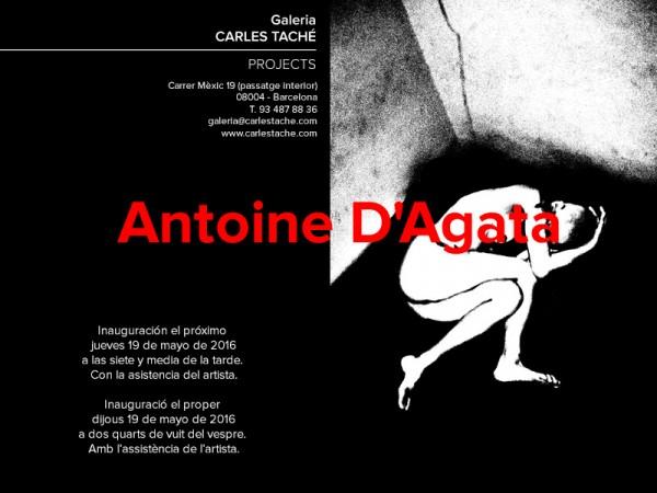 Antoine D\'Agata