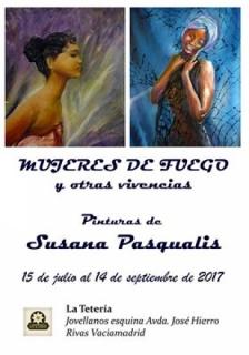Exposición de Pintura Susana Pascualis