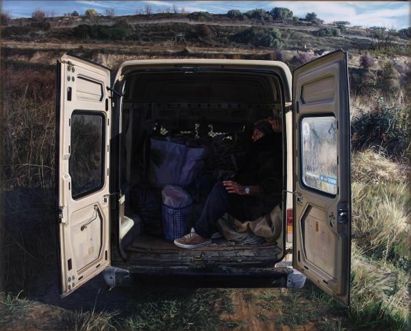 Zaforal | Ir al evento: 'Eduardo Alsasua'. Exposición de Pintura en Torre Luzea / Zarautz, Guipúzcoa, España