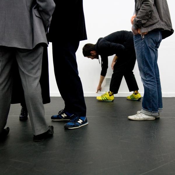 UNA EXPOSICIÓN COREOGRAFIADA | Ir al evento: 'Una exposición coreografiada'. Exposición de Arte en vivo en Centro de Arte Dos de Mayo (CA2M) / Móstoles, Madrid, España
