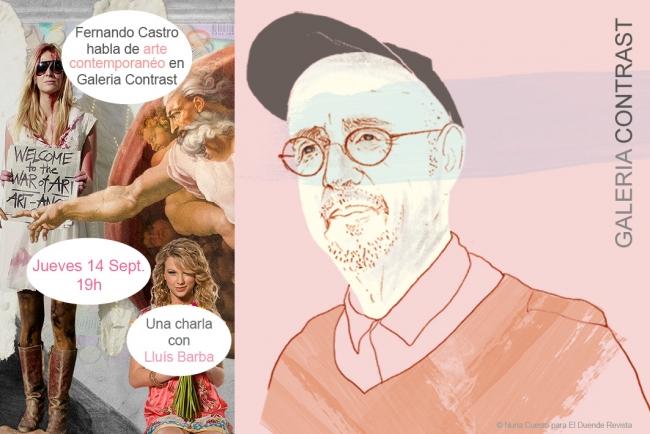 Reencontrar a Fernando Castro