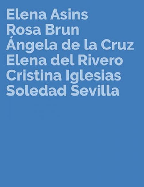 Seis creadoras en la colección. Obras de la Asociación Colección Arte Contemporáneo