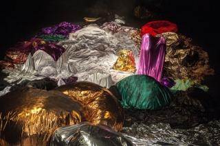Querer parecer noche — Imagen cortesía del CA2M - Centro de Arte Dos de Mayo
