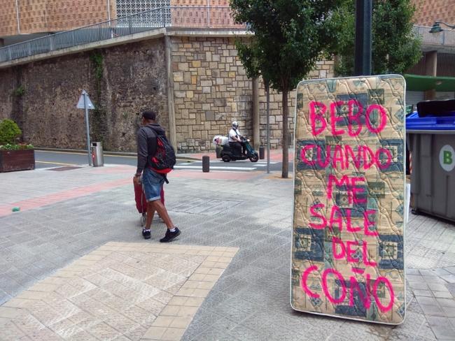 Ismael Iglesias. Streetfighter — Cortesía de SC Gallery