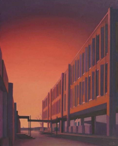 Dis Berlin, Atardecer racionalista, 2014