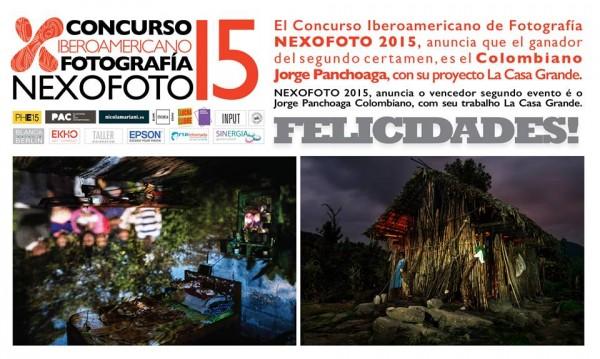 Jorge Panchoaga: ganador Nexofoto 2015