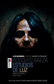 Rodolfo Baeza, Estudios de luz