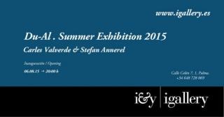 Du-Al. Summer Exhibition 2015