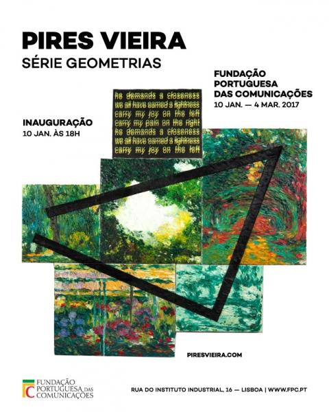 Pires Vieira: Série Geometrias