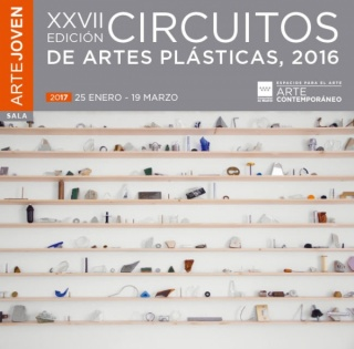 XXVII Edición Circuitos de Artes Plásticas, 2016