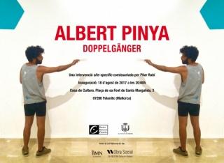 Albert Pinya. Doppelgänger