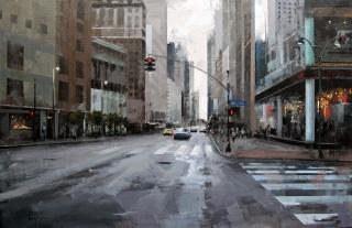 Ricardo Galán Urréjola, New York IV – Cortesía de la galería Benot