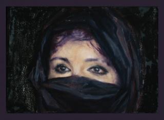 Covered in black, 2017