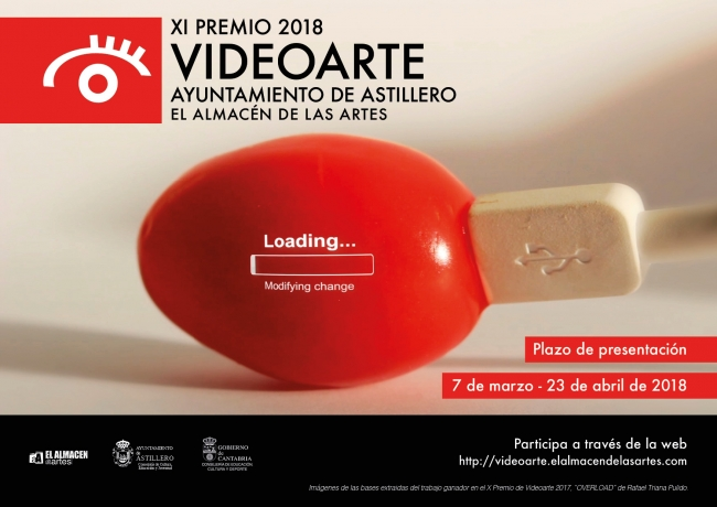 XI PREMIO DE VIDEOARTE DEL AYUNTAMIENTO DE ASTILLERO-EL ALMACÉN DE LAS ARTES.  Imagen cortesía El Almacén de las Artes
