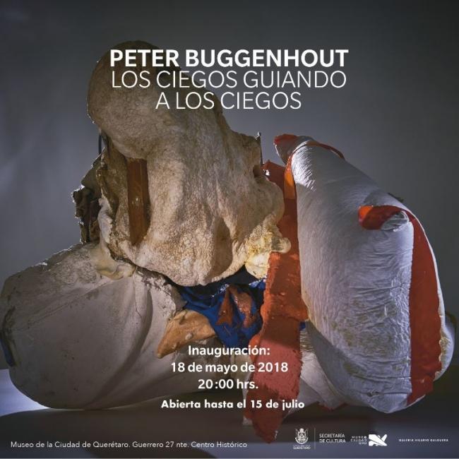 Peter Buggenhout. Los ciegos guiando a los ciegos