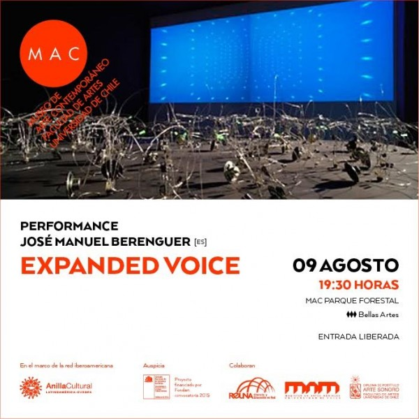 José Manuel Berenguer, Expanded Voice