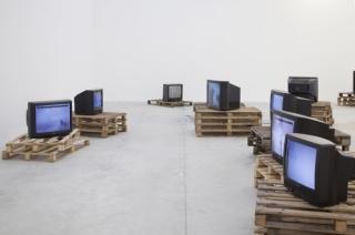 """Paulo Nazareth, Banderas Rotas, 2014 © Colección """"la Caixa"""" de Arte Contemporáneo"""
