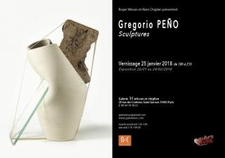 Gregorio Peño - Sculptures