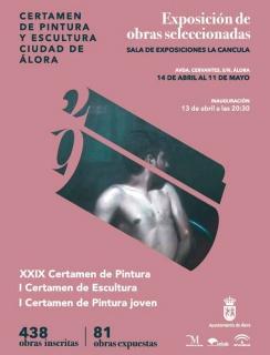 XXIX Certamen de pintura y escultura ciudad de Álora