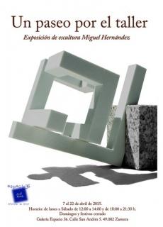 Miguel Hernández, Un paseo por el taller