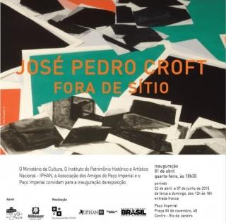 Ir al evento: 'Fora de sítio'. Exposición en Paço Imperial / Rio de Janeiro, Brasil