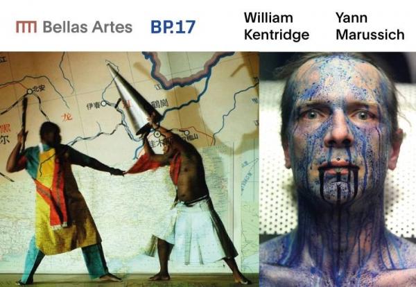 William Kentridge y Yann Marussich