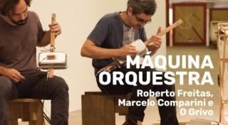 Projeto Claraboia - Máquina Orquestra